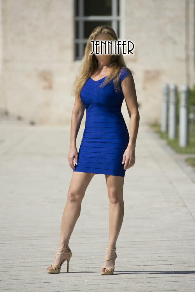 Jennifer - MILF Escort - Mature Sensual
